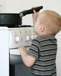 La cuisine s curit enfant am nager sa maison for Accident domestique cuisine