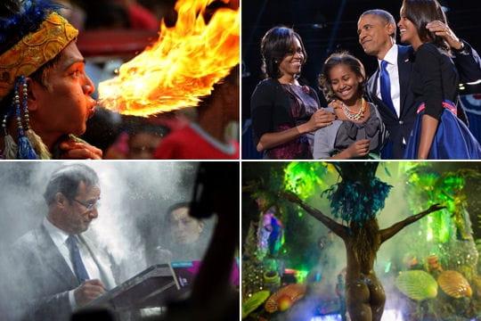 L'année 2012 en images