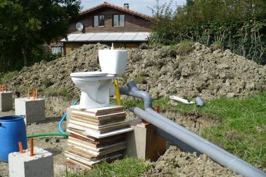 L 39 vacuation des eaux us es - Diametre tuyau evacuation eaux usees ...