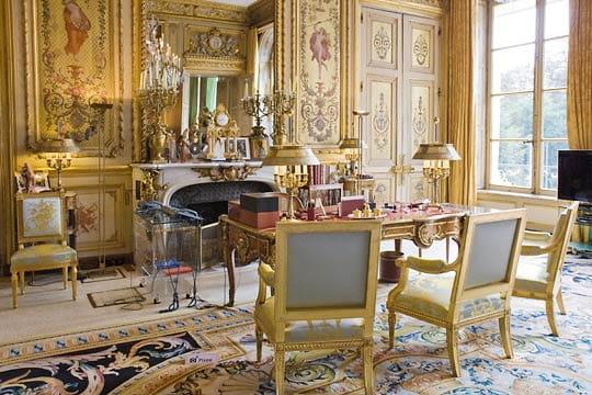 Le palais de l 39 elys e for Salon egyptien