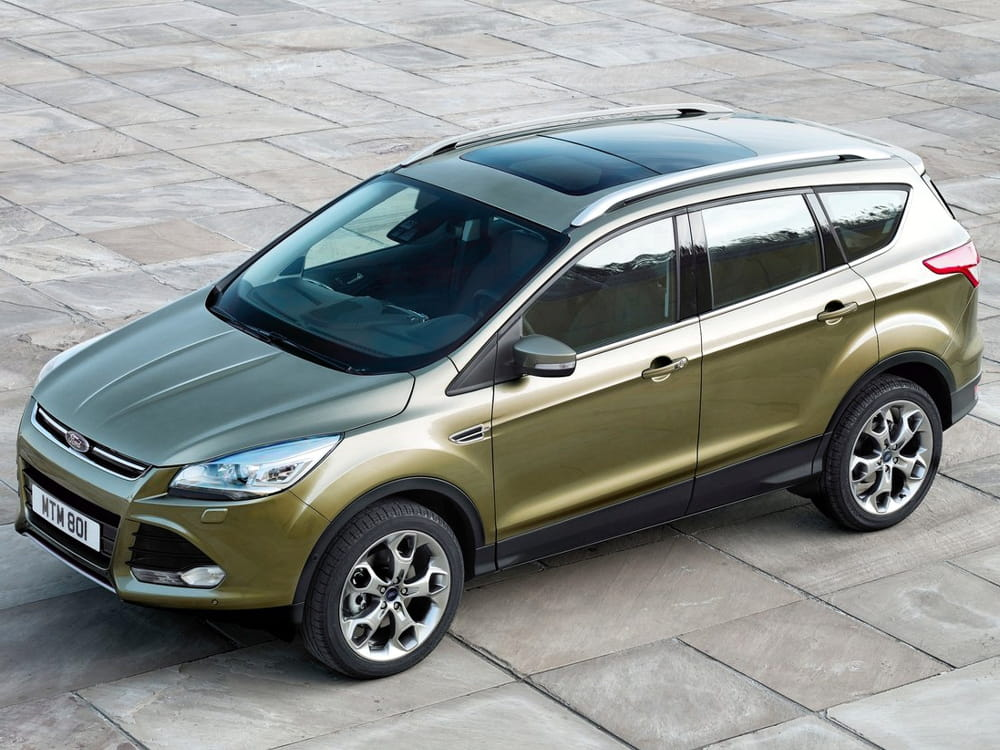 ford kuga ii nouveaut s automobiles 2013 les mod les qui arrivent sur le march linternaute. Black Bedroom Furniture Sets. Home Design Ideas