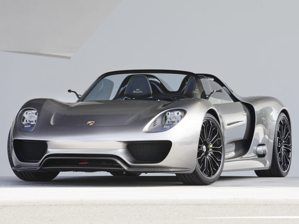 porsche 918 spyder nouveaut s automobiles 2013 les. Black Bedroom Furniture Sets. Home Design Ideas