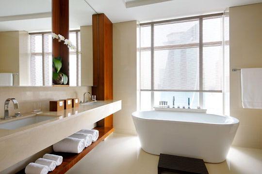Bain avec vue - Les plus belles salles de bain ...