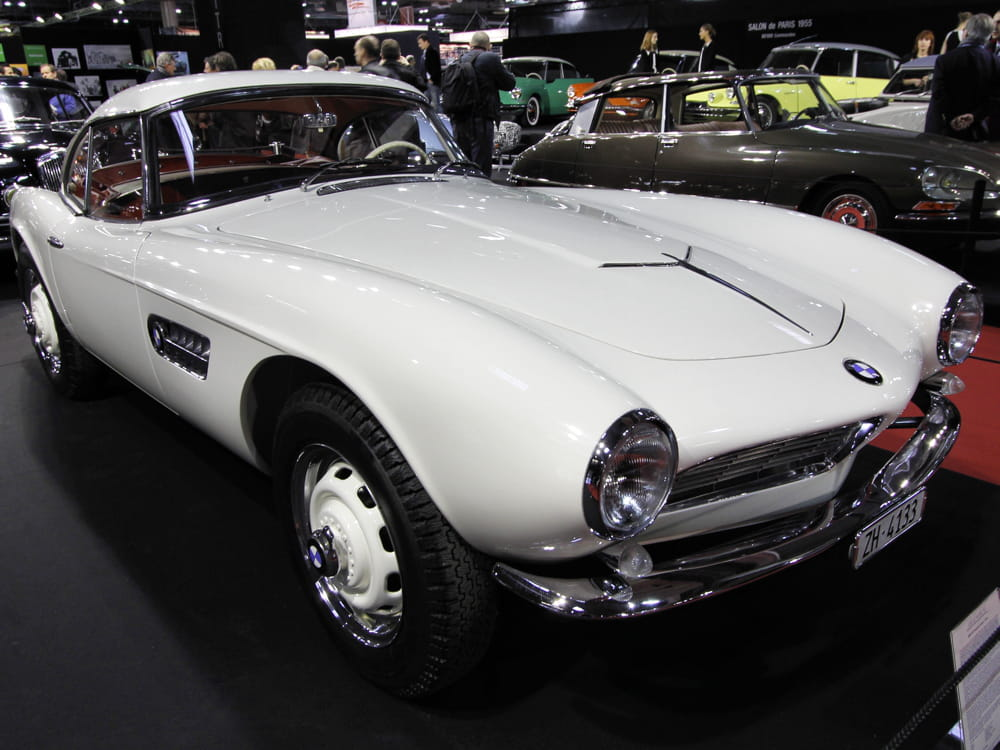 bmw 507 roadster series 1
