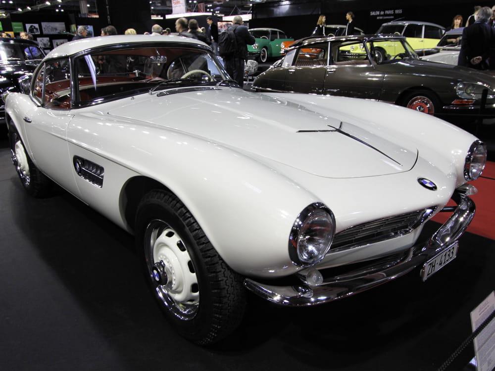 bmw 507 roadster series 1