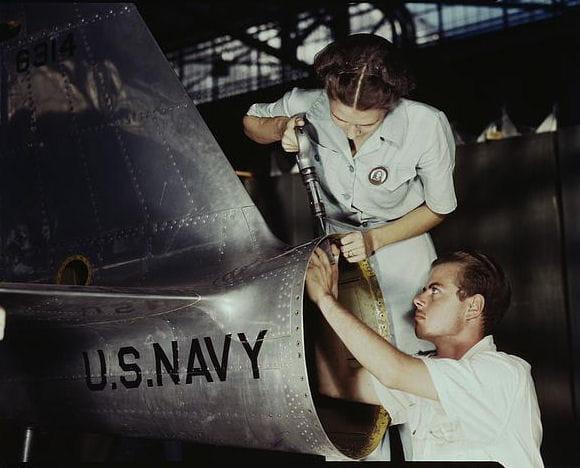 Unis pour l'us navy