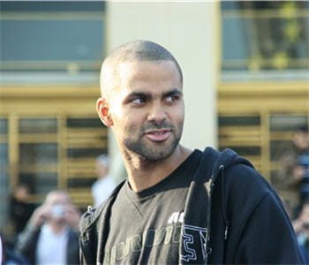 Basket tony parker for Interieur sport tony parker