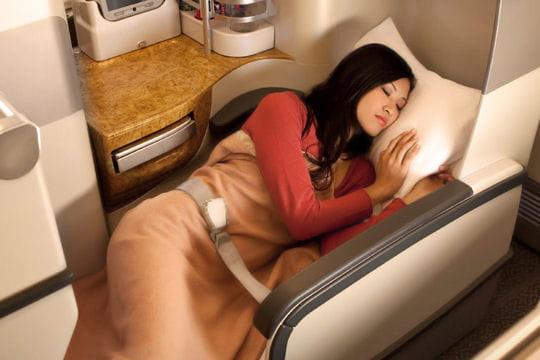 bonne nuit chez emirates !