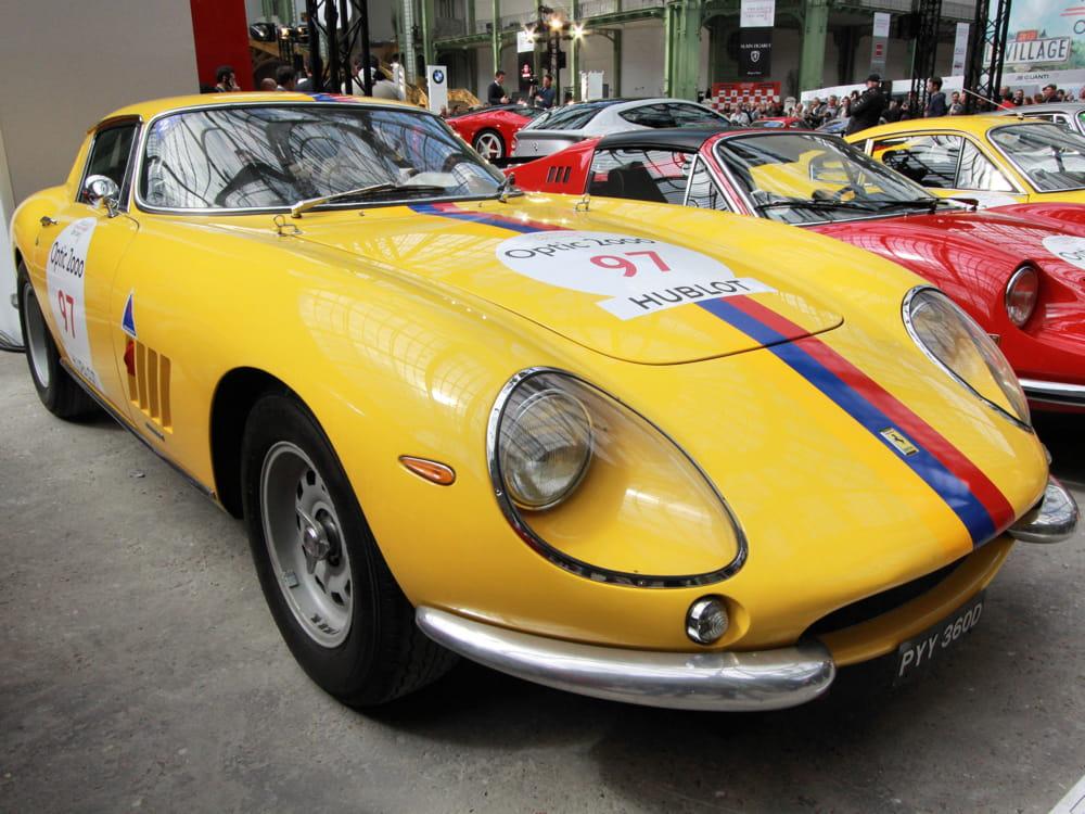 Tour auto 2013 les plus belles voitures de collection linternaute - Images de belles voitures ...