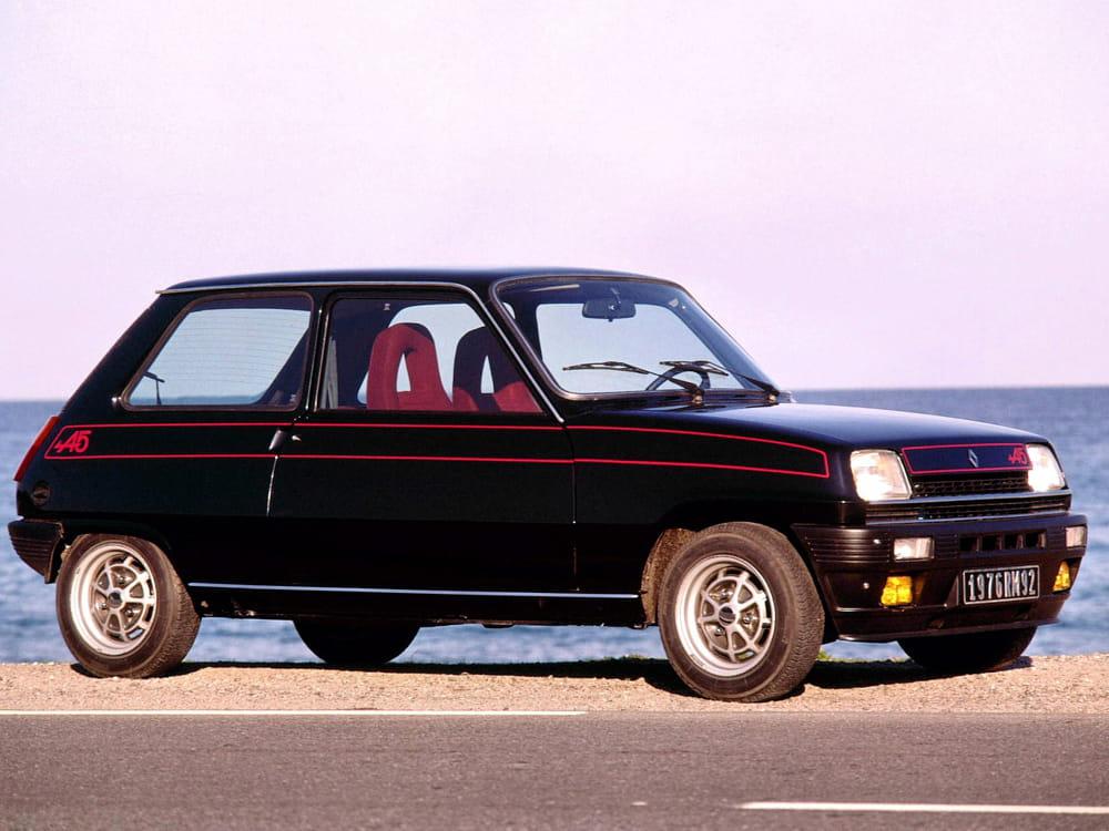 renault 5 alpine et a5 turbo les voitures sportives fran aises les plus mythiques linternaute. Black Bedroom Furniture Sets. Home Design Ideas