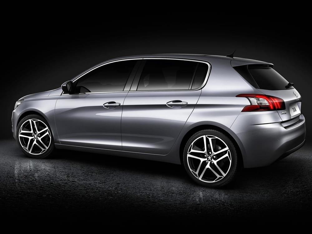 Nouvelle Peugeot 308 : sobre mais efficace Nouvelle-peugeot-308-2013-ligne-1651190