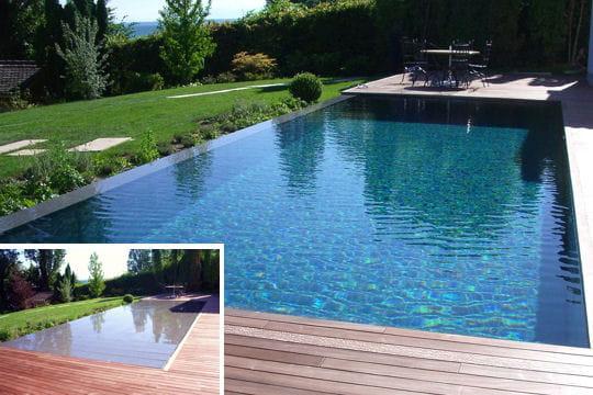 15 piscines et spas installer chez soi for Prix liner waterair