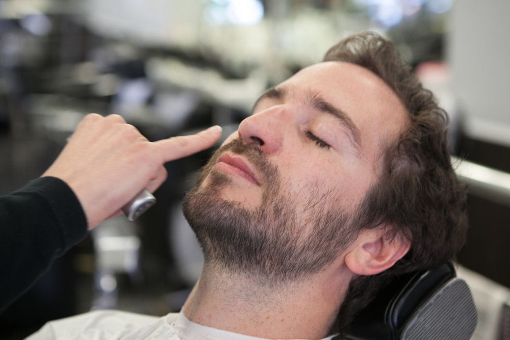 comment dessiner sa barbe
