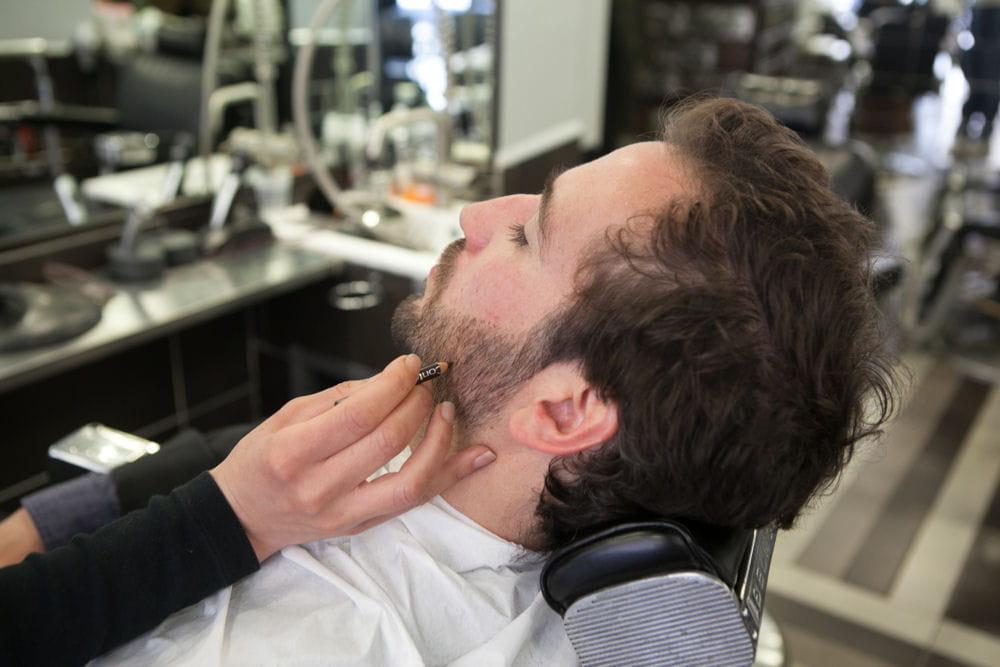 maquillez votre barbe comment tailler une barbe linternaute. Black Bedroom Furniture Sets. Home Design Ideas