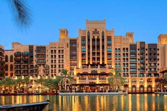 Hotel Dubai Bord De Mer
