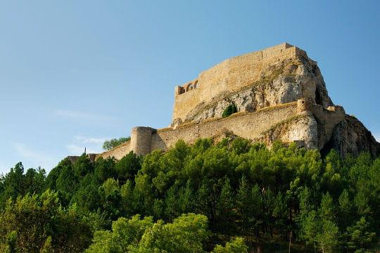 le château de morella