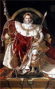 napoleon bonaparte ingres