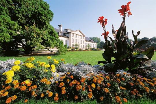 Le jardin de l 39 orangerie strasbourg bas rhin l 39 ann e for Jardin orangerie