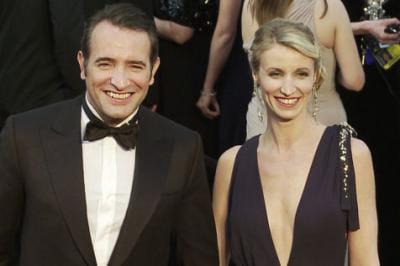 Jean dujardin alexandra lamy le divorce toutes les for Dujardin dernier film