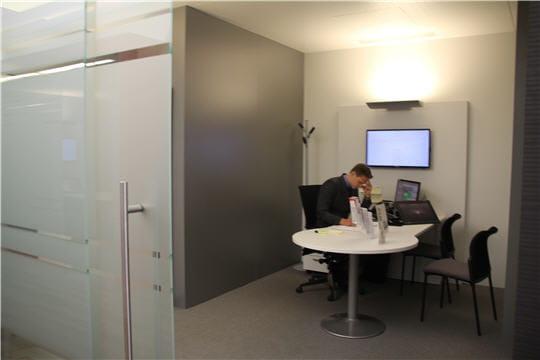Le bureau du conseiller bancaire s 39 ouvre la transparence for Bureau qui s ouvre