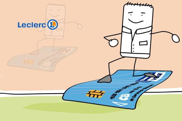 6e leclerc les cartes bancaires les moins ch res en 2014 linternaute. Black Bedroom Furniture Sets. Home Design Ideas