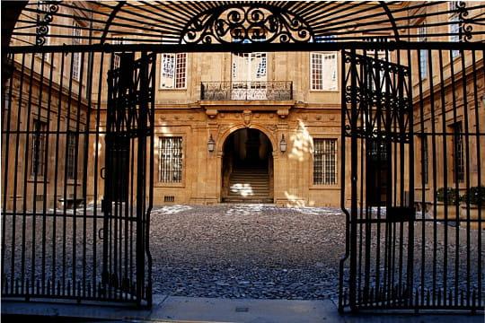 Aix-en-Provence : Hotel de Ville