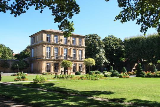 Aix-en-Provence : Pavillon de Vendôme