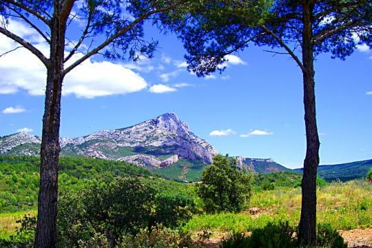 Aix-en-Provence : Sainte-Victoire