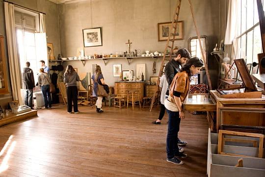Aix-en-Provence : L'Atelier de Cézanne