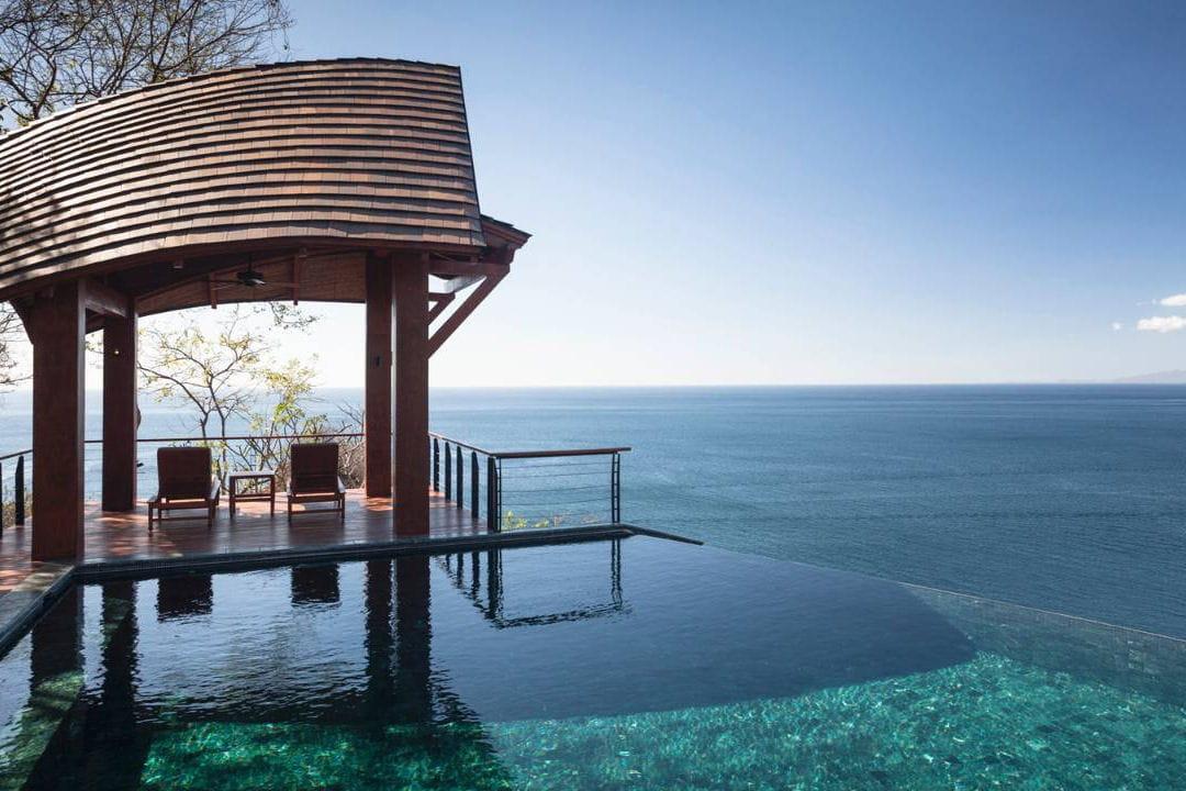 photo hotel de luxe costa rica