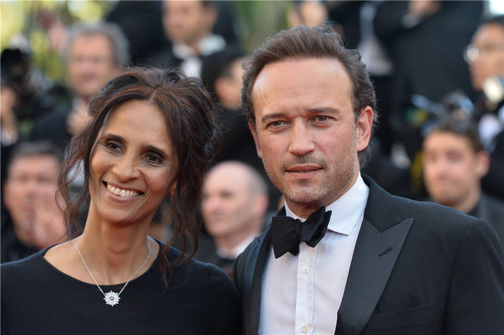 Vincent Perez couple