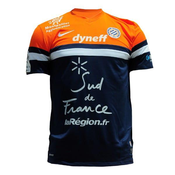Montpellier Hérault Sport Club : Les Nouveaux Maillots Des