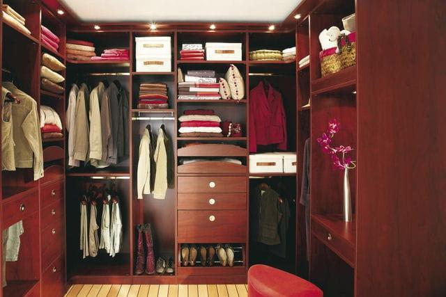 un dressing optimis des dressings pour tout ranger linternaute. Black Bedroom Furniture Sets. Home Design Ideas