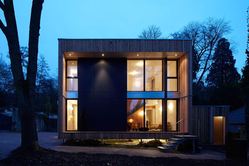 Maison cube 1er prix logements individuels de moins de - Maison prefabriquee bois prix ...