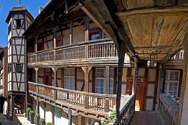 H Tel Cour Du Corbeau Strasbourg Les 20 Plus Beaux