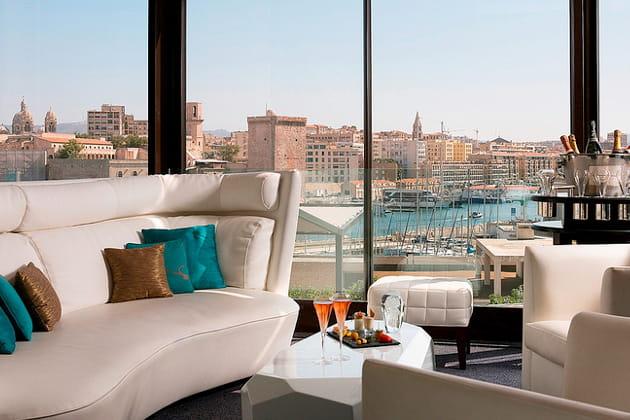 Hotel sofitel marseille vieux port les 20 plus beaux h tels de france linternaute - Sofitel vieux port marseille ...