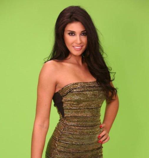 Miss Liban 2013 : Karen Ghrawi