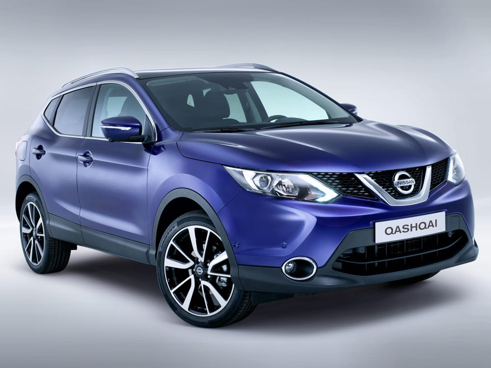 nouveau nissan qashqai la r f rence des crossovers se perfectionne. Black Bedroom Furniture Sets. Home Design Ideas