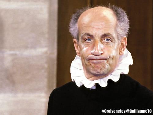 Sarkozy en de Fun&#232...