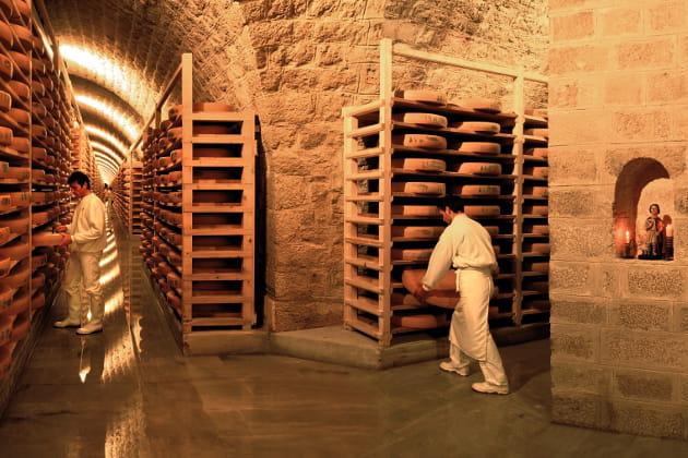 Les cave fromage du fort des rousse le meilleur du jura linternaute - Cave affinage fromage electrique ...