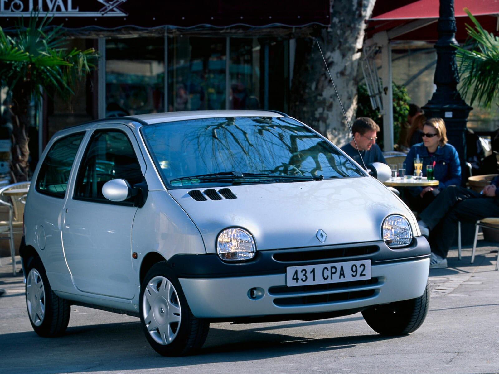 Num 233 Ro 3 Renault Twingo 1