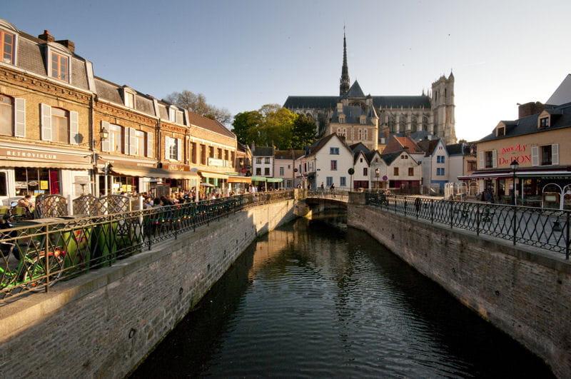 Amiens londres