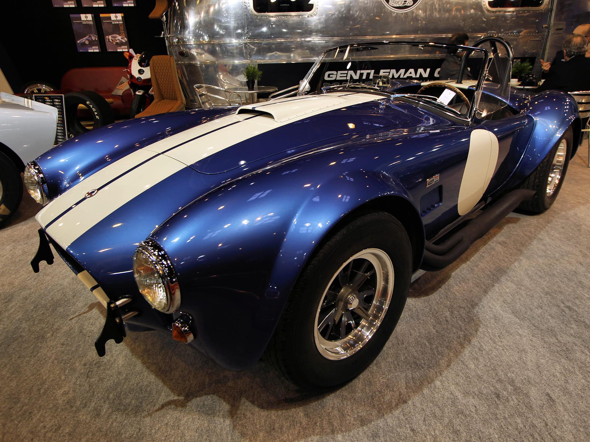 De Shelby Cobra 427 Carrocerias Clasicas De Autos En Fibra Vidrio