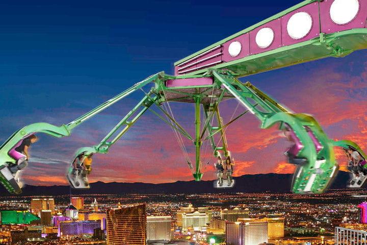 free casino attractions las vegas