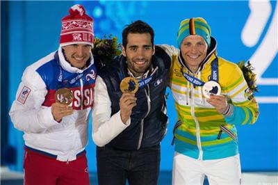 Record de médailles battu au J.O de Sotchi