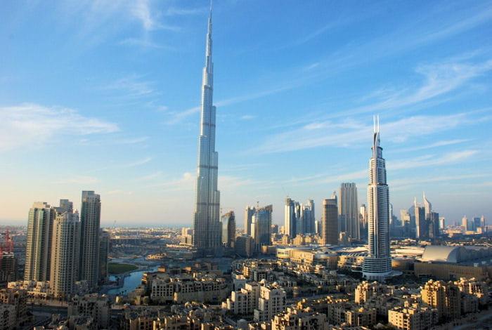 burj khalifa la plus haute construction du monde les. Black Bedroom Furniture Sets. Home Design Ideas