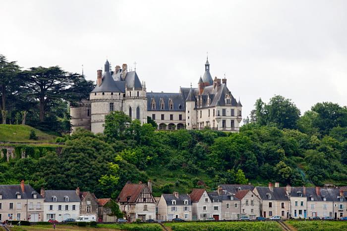 Le ch teau de chaumont sur loire les ch teaux de la - Chateau de chaumont sur loire jardin ...