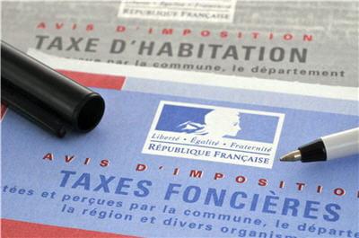 Imp ts r gler la taxe fonci re et la taxe d 39 habitation - Combien coute un geometre ...