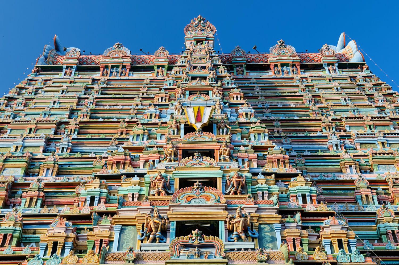 Srirangam le plus grand temple hindouiste du monde les for Les plus grands musees du monde