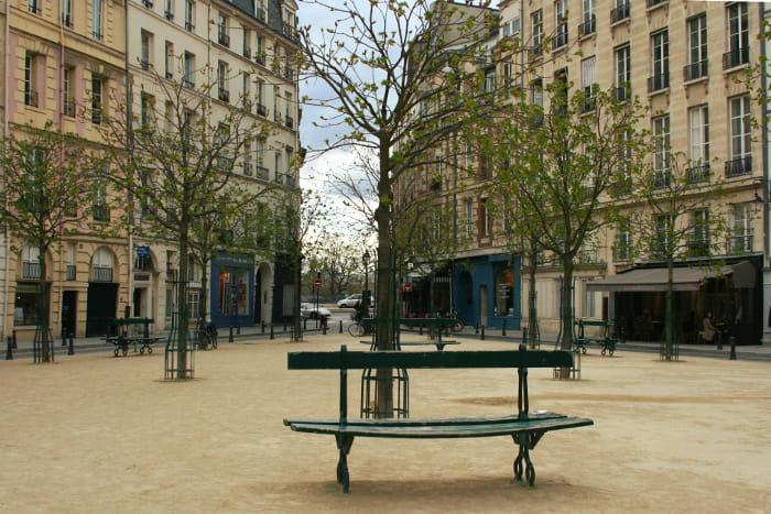 Paris cach chut c 39 est un secret linternaute for Le jardin yves montand